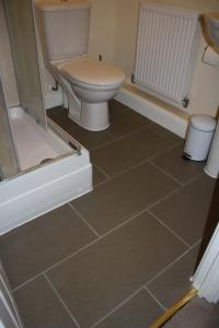 Tiled Ensuite Floor